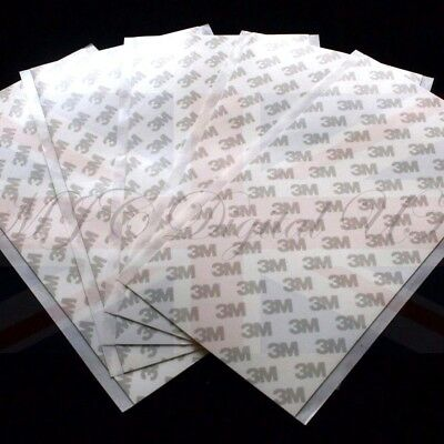 HI-Temp 3M 9080 100mm X 200mm CLEAR Double Sided Sheet Adhesive For LED Strip • 4.50£