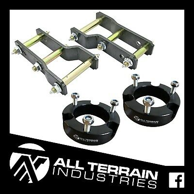 AU165.95 • Buy Mitsubishi Triton Ml/mn 2  Lift Kit 2 Inch Extended Shackles 25mm Strut Spacers