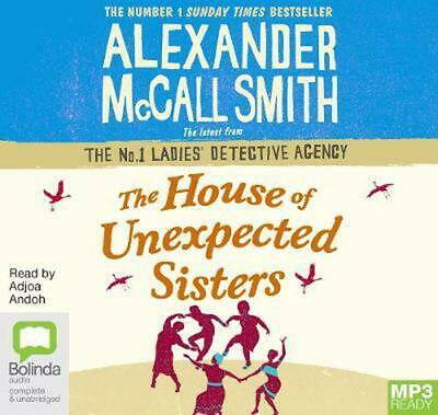 AU40.96 • Buy The House Of Unexpected Sisters By Alexander McCall Smith (English) Free Shippin