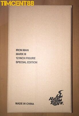 AU1401.52 • Buy Ready! Hot Toys MMS256D07 Iron Man Mark 3 III Diecast Special Exclusive Bonus