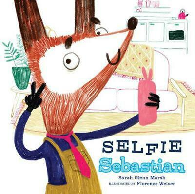 AU28.19 • Buy Selfie Sebastian By Sarah Glenn Marsh (English) Hardcover Book Free Shipping!