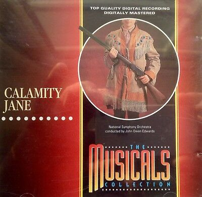 Calamity Jane - The Musicals Collection - National Symphony Orchestra - CD • 4.99£