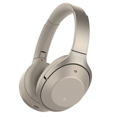 $ CDN692.61 • Buy Sony WH-1000XM2 Gold Wireless Noise-Canceling Headphones WH1000XM2