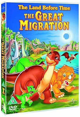 £2.86 • Buy The Land Before Time The Great Migration [DVD]