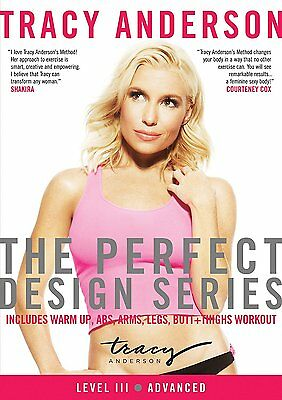 £3.22 • Buy Tracy Anderson Perfect Design Series - Sequence 3 (DVD, 2013)