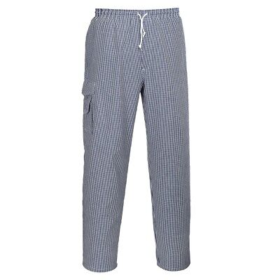 £18.99 • Buy Portwest Chester Chef Trousers C078 BNWT Free Delivery!