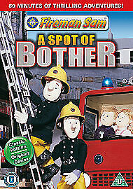 £3.99 • Buy Fireman Sam - A Spot Of Bother (DVD, 2010) * NEW & SEALED - FAST UK DISPATCH ! *