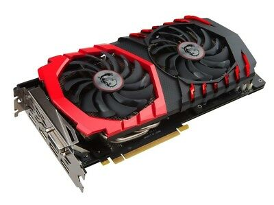 $ CDN613.70 • Buy MSI GeForce GTX 1060 Gaming X 6GB GDDR5 Video Card