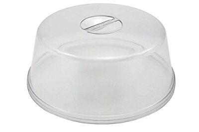 £10.99 • Buy Plastic Cake Cover Dome 12  Professional Round Server Display Handle Baking Lid