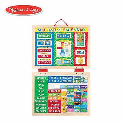 My First Magnetic Daily Calendar With 82 Magnets 19253 Melissa & Doug  • 16.47£