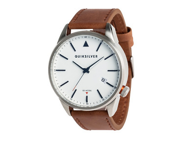 £133.71 • Buy The Timebox Leather - Montre Analogique Watch Quiksilver EQYWA03024 Sjao