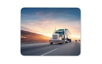Awesome Truck Mouse Mat Pad - Trucks Trucker Lorry Road Gift PC Computer #8550 • 6.99£