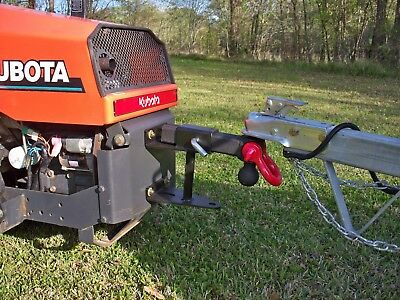AU80.74 • Buy Zero Turn Mower Tow Hitch, Receiver, Made In The USA! Fits Any 2  Hitch!