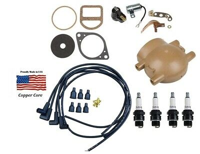 $ CDN48.30 • Buy Complete Tune Up Kit For Ford 9N 2N & 8N Tractors With Front Mount Distributor