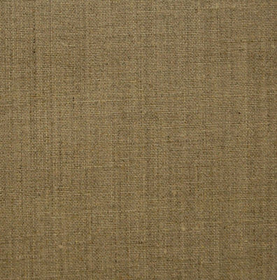 French Natural Hessian Linen Oilcloth Machine Washable Wipe Clean Table Cloth • 9£