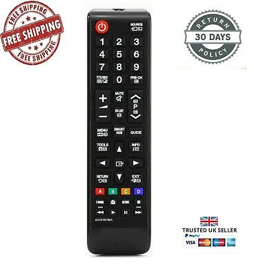 £4.99 • Buy Universal Replacement Remote Control For Samsung TV