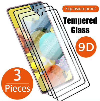 $ CDN3.26 • Buy For Samsung Galaxy S9 S8 S7 Plus Note 9 Film Tempered Glass Screen Protector