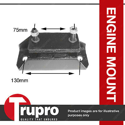 AU56.45 • Buy Rear Engine Mount For HOLDEN Rodeo TFR17 TFR54 4ZE1 4JA1 Manual