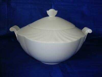 Villeroy & Boch Arco Weiss Round Vegetable Tureen 8 1/8  (13.5cm) Diameter (1st) • 34.99£