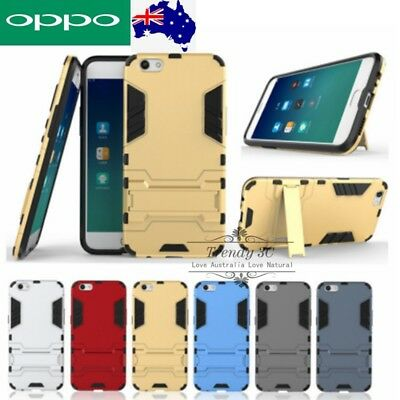 AU10.99 • Buy For OPPO A9 2020 RenoZ AX7 A3s AX5 A57 A73Shockproof Robot Heavy Duty Case Cover