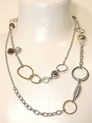 $ CDN21.71 • Buy Beautiful Lia Sophia  DEBBIE  Necklace, 42-45  Long, Versatile, NWT