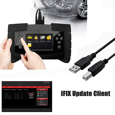 ABS SRS SAS ESP ECU Coding Programming Full Systems OBD2 Diagnostic Scanner • 396.89$