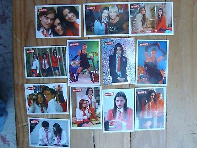 $24.99 • Buy RBD Maite Perroni 12 Panini Stickers Official Product REBELDE 2005 Made In Italy