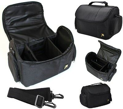 $ CDN20.66 • Buy Deluxe Large Camera Case For Sony A6300 ILCE-6300 ILCE-7SM2 A7S-M2 DSC-RX1RM2