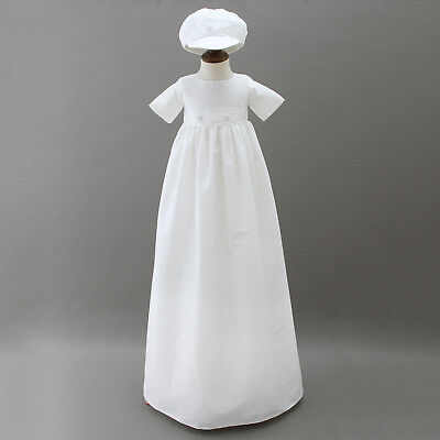 £25.99 • Buy Gorgeous Embroidery Baptism Robe Gown Toddler Baby Lace Christening Long Dress