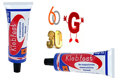 Klebfest Extra Strong & Best Shoe Repair Glue Contact Adhesive (30g & 60g)  • 3.08£