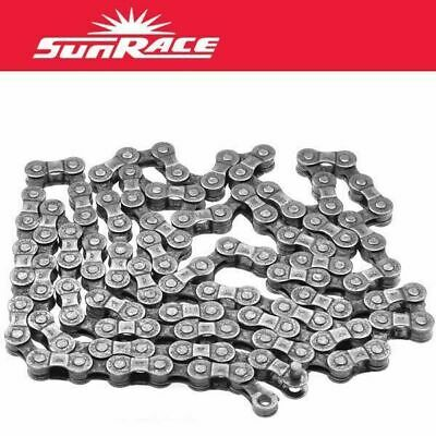 AU13.99 • Buy SUNRACE S8 Chain Compatible With Shimano Sram 6/7/8 Speed 110 Link