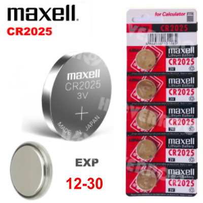 AU5.99 • Buy 5 PCS X CR2032 3V LITHIUM COIN BUTTON BATTERY MADE IN JAPAN EXPIRES: 12/2029