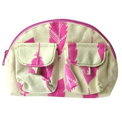 AU25.97 • Buy NEW Washable Clamshell Toiletry Bag Women's By Blossom &  Lil