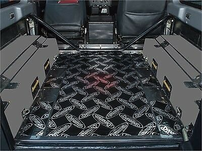 £70 • Buy Dynamat Xtreme Soundproofing Land Rover Defender 90 Rear Floor 2007 Onwards
