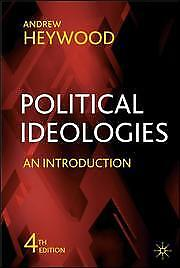 £29.80 • Buy Political Ideologies: An Introduction, Heywood, Andrew, New, Book