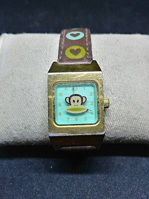 Paul Frank Julius And Friends Stainless. Will Need New BATTERY • 7.34£