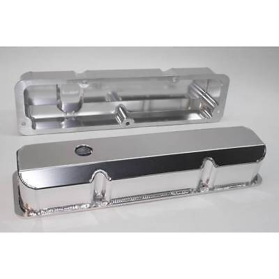 $179.55 • Buy Ford FE 1958- 1976, 332, 352, 390-428, Polished Clear Anodized Tall Valve Covers