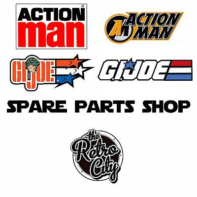 Vtg 12  GI Joe Action Man Figure Spare Parts Accessories Weapons 80s 90s 00s • 4.95£