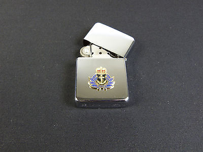 WRNS Womens Royal Naval Service Regimental Style Flip Top Lighter.  • 9.99£