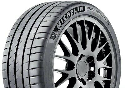 $513.98 • Buy 2 New Michelin Pilot Sport 4 S 99Y 30K-Mile Tires 2753518,275/35/18,27535R18