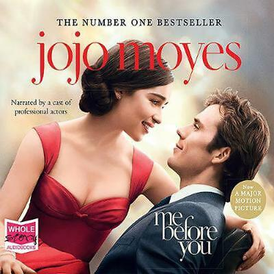 AU43.74 • Buy Me Before You By Jojo Moyes Compact Disc Book Free Shipping!