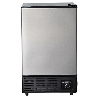 $279 • Buy Smad Stainless Steel Built-In Ice Cube Machine Restaurant Commercial Ice Maker