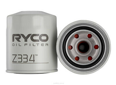 AU24.61 • Buy Ryco Oil Filter Z334 Fits Toyota Land Cruiser Prado 3.0 D (KZJ120), 3.0 D-4D ...