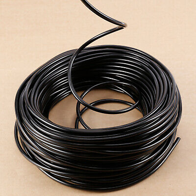 £15.99 • Buy Watering Tubing Hose Pipe 4MM(ID) 6MM(OD) Micro Drip Garden Irrigation System