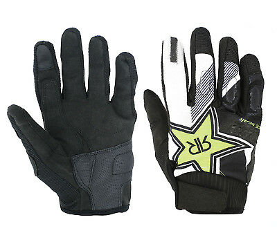 Pro Biker Motocross Gloves Motorcycle Motorbike Racing Scooter Cycling Touch • 6.75£