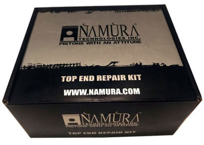 $56.99 • Buy Namura Top End Kit Kawasaki KX125 1986-2003 53.98mm (C)