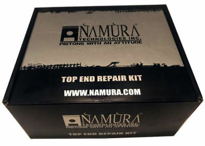 $74.57 • Buy Namura Top End Rebuild Kit Kawasaki KX125 2003 53.97mm Standard Bore (C)