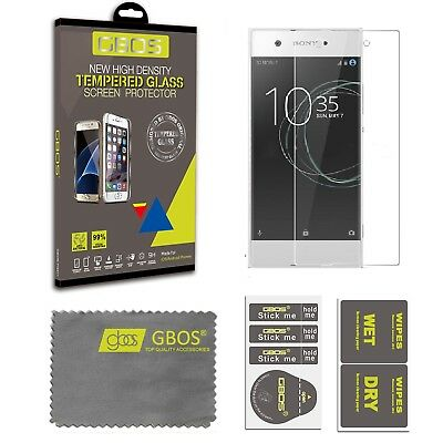 AU9.99 • Buy GBOS® Tempered Glass Screen Protector 9H For Sony Xperia XA1 Ultra XA1 & XA2