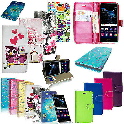 For Motorola Moto E5  E5 Plus G6 Play E6 2019 PU Leather Wallet Flip Case Cover  • 3.49£