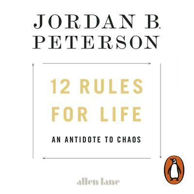 AU38.67 • Buy 12 Rules For Life: An Antidote To Chaos By Jordan B. Peterson (English) Compact